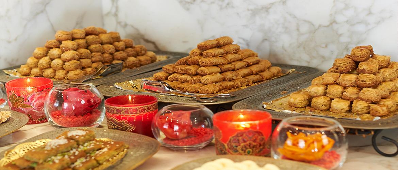 Dessert Baklawa